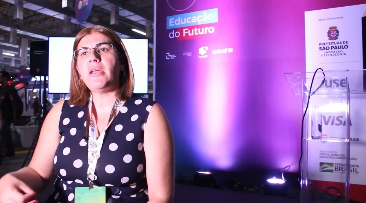 Entrevista Debora, Robotica com Sucata